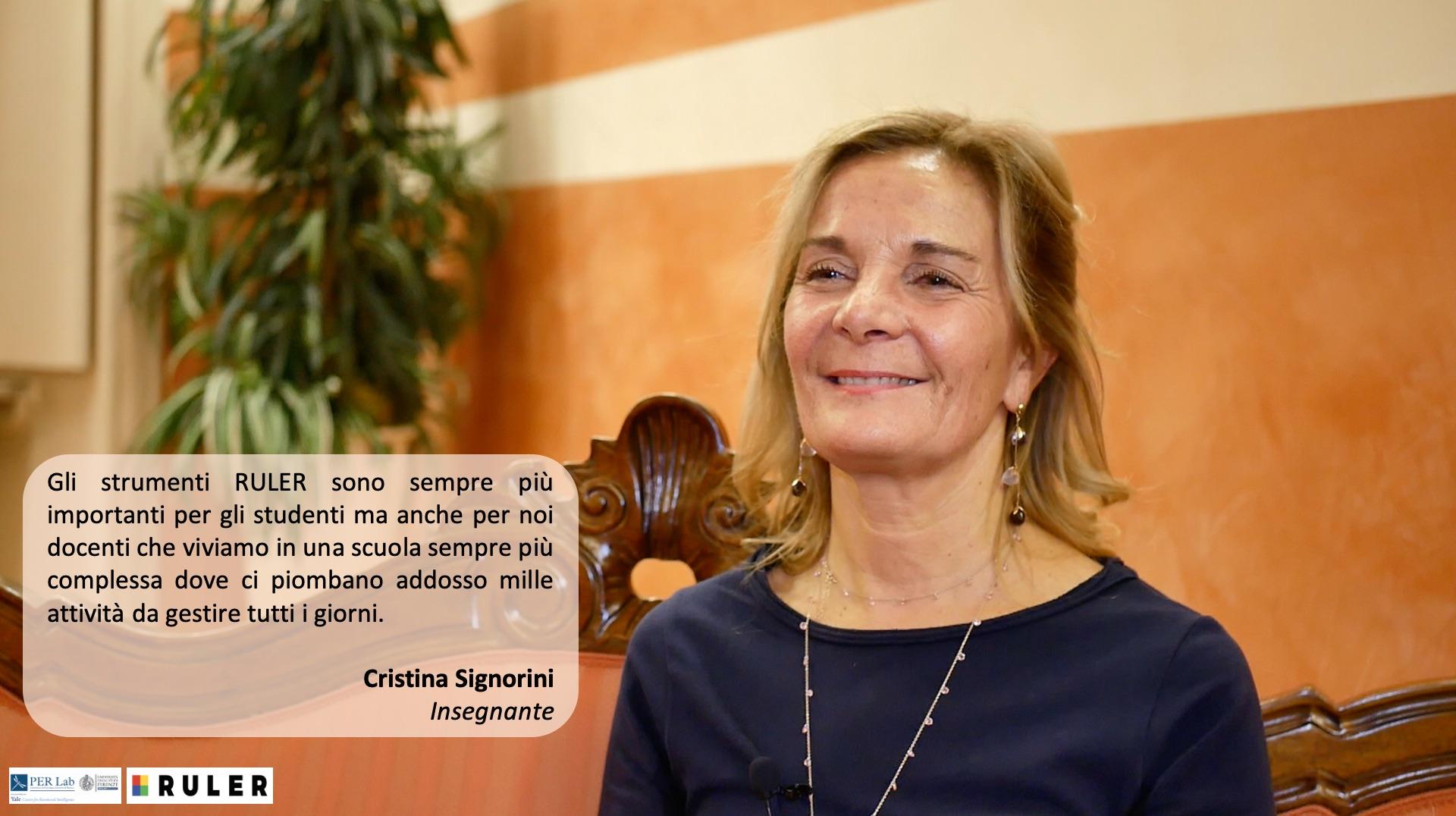 Cristina Signorini